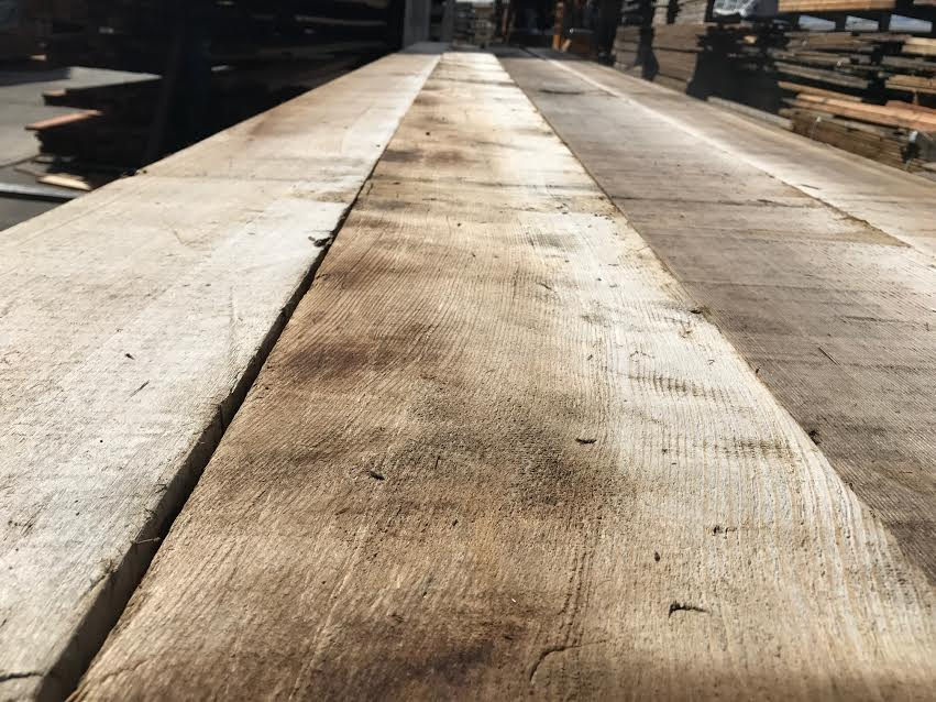 San jose almaden reservior reclaimed redwood lumber the for Reclaimed wood bay area