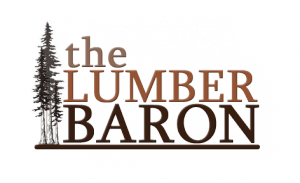 The Lumber Baron | Redwood Lumber, Western Red Cedar Lumber and Reclaimed Wood in the Bay Area and throughout California Logo